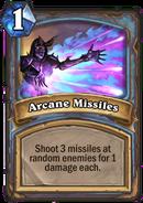 Arcane MissilesHearthstone