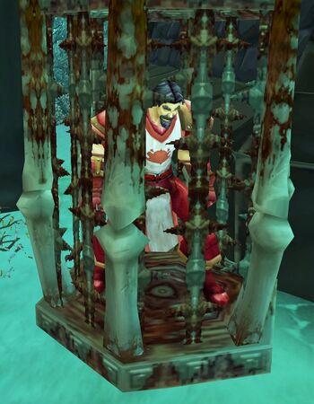 Scarlet Onslaught Prisoner