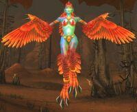 Bloodfury Harpy