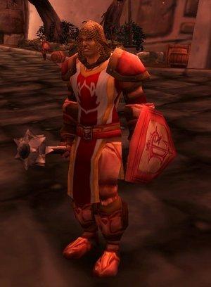 Crimson Guardsman