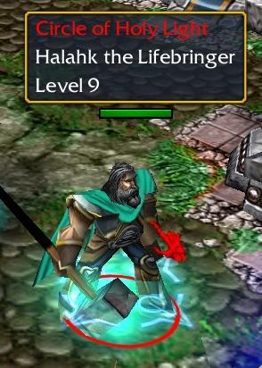 Halahk the Lifebringer