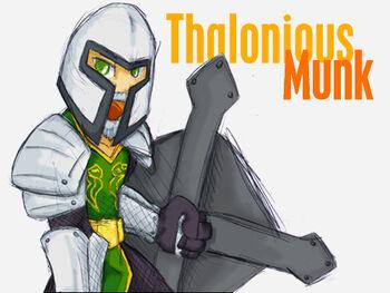 Thalonious Munk