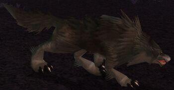Darkmoon Wolf