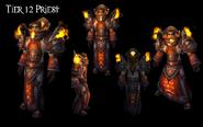 Tier 12 Priest Armor