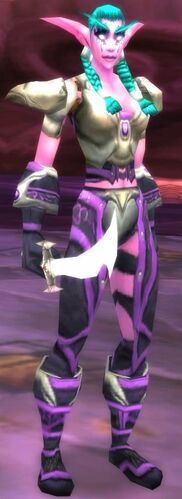 Sentinel Kyra Starsong