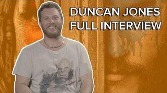Duncan Jones Full Interview