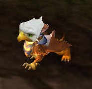 Image of Wildhammer Gryphon Hatchling