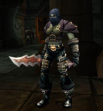 Blackhand Assassin