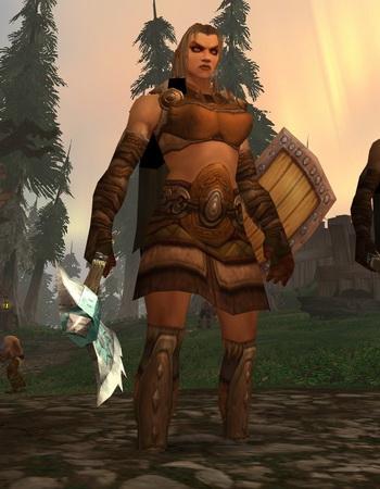 Winterskorn Shield-Maiden