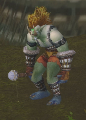 Vilebranch Warrior