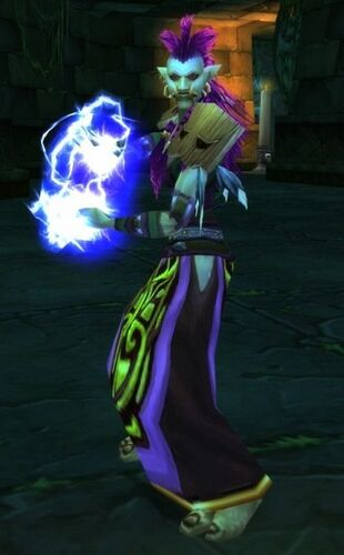 Atal'ai Witch Doctor