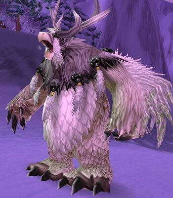 Ragged Owlbeast