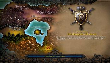 The Dungeons of Dalaran