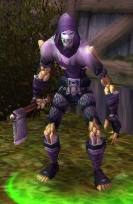 Deathguard Mort