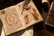 Warcraft movie-Khadgar's spellbook