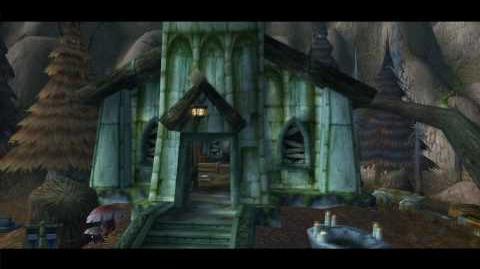 World of Warcraft Death Knight Intro