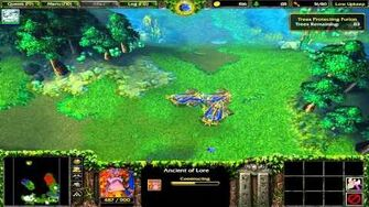 Warcraft III Reign of Chaos The Awakening of Stormrage