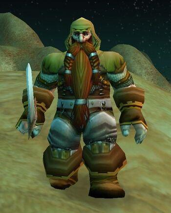 Bael'dun Soldier
