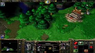 Warcraft III-Reign of Chaos- Key of the Three Moons