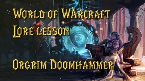 World of Warcraft lore lesson 29 Queen Azshara