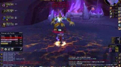 Paladin Tanking Heroic Botanica - World of Warcraft