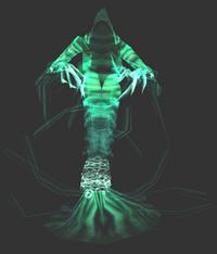 Wraith green