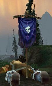 Forsaken Banner