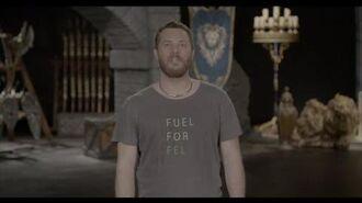 Warcraft IMAX® Ultimate Fan Sweepstakes Duncan Jones