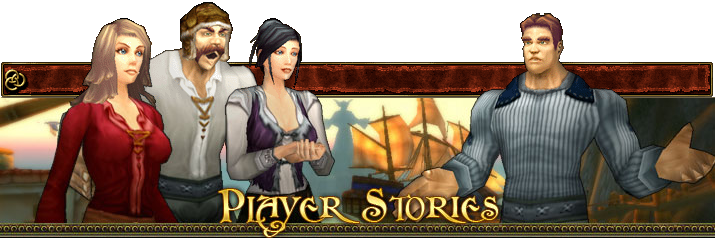 Player Stories header