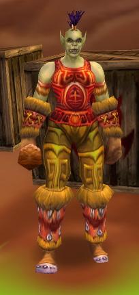 Bloodguard Rawtar