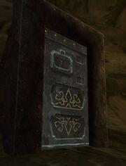 East Garrison Door