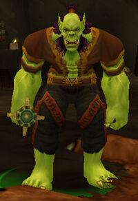 Innkeeper Darg Bloodclaw
