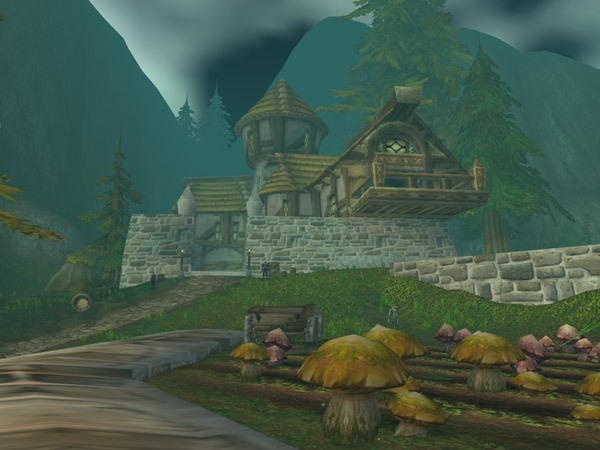 Ravenholdt Manor