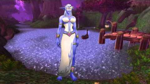 WoW Pro Lore Episode 3 The Kaldorei, Night Elves-1