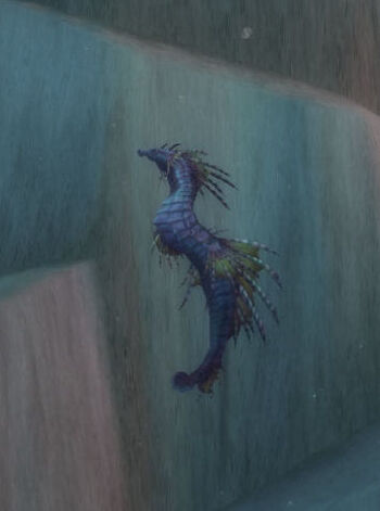 Abyssal Seahorse