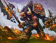 Tauren warrior