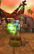 (Echo Isles) Novice Darkspear Druid 1