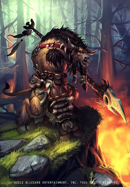 Shifting Perspectives: Why (or why not) to play a tauren druid