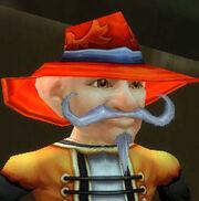 Mirren's Drinking Hat
