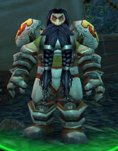 Archaeologist Adamant Ironheart