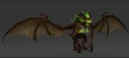 Legion cinematic Felbat demon1