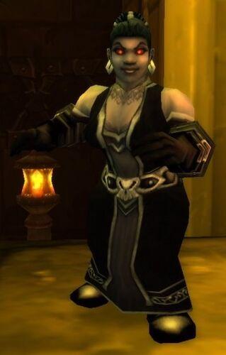 High Priestess of Thaurissan