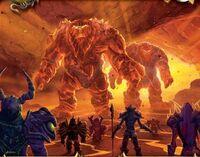 Molten giants TCG