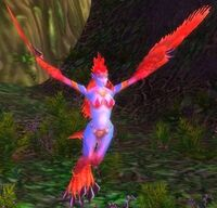 Bloodfeather Harpy