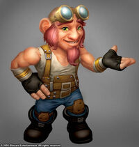 GnomeMale