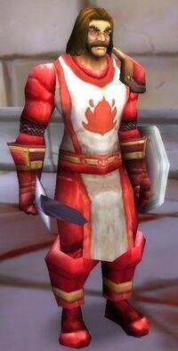 Scarlet Defender