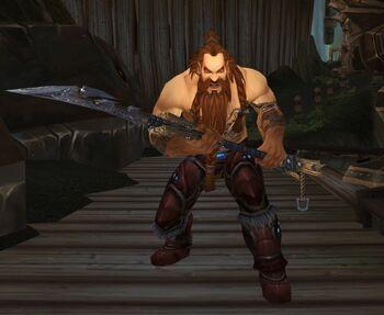 Dragonflayer Harpooner