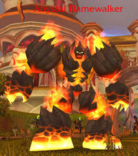 Abyssal Flamewalker