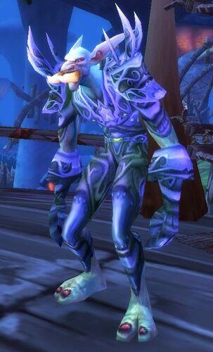 Shadow Hunter Denjai