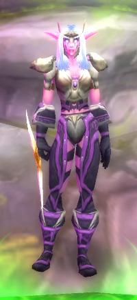 Teldrassil Sentinel